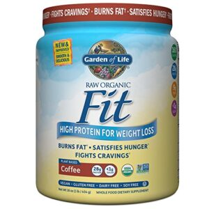 Garden of Life Raw Fit Coffee Review