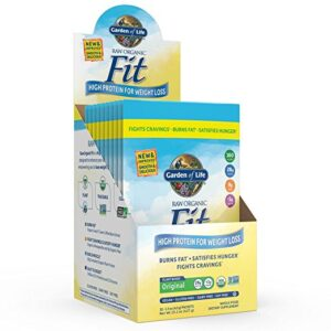 Garden of Life Raw Fit High Protein for Weight Loss Review