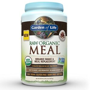 Garden of Life Raw Meal Chocolate Review