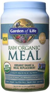 Garden of Life Raw Meal Lightly Sweet Review