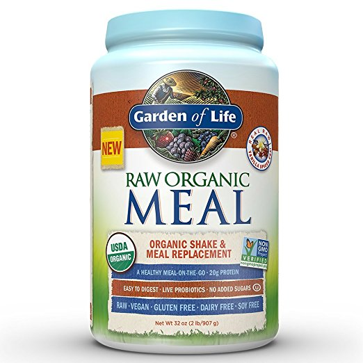 Garden of Life Raw Meal Vanilla Chai Review