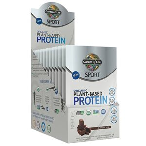 Garden of Life Sport Organic Plant Based Protein Powder