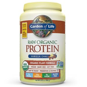 Garden of Life Raw Protein Vanilla Chai Review