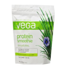 vega protein smoothie natural review