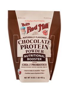 Bob's Red Mill Chocolate Protein Powder Review