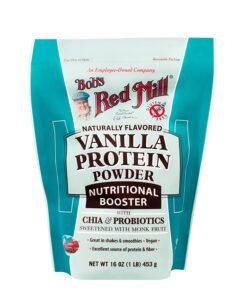 Bobs Red Mill Vanilla Protein Powder Review