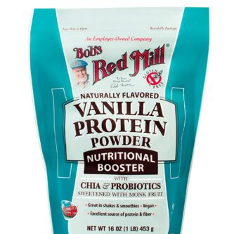 Bobs Red Mill Protein Powder