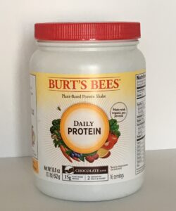 Burt's Bees Daily Protein Chocolate Review
