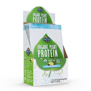 Garden of Life Organic Grain Free Plant Protein Review