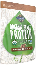 Garden of Life Organic Plant Protein Review Chocolate