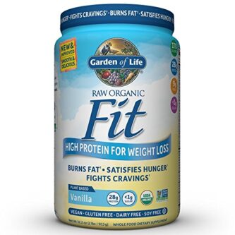 Garden of Life Raw Fit review