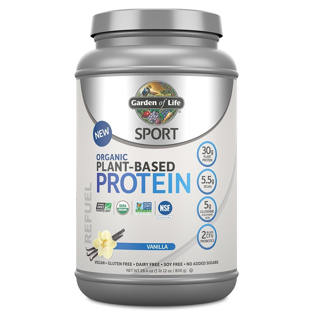 Garden of Life Sport Organic Plant Based Protein Review