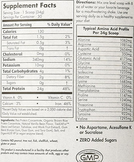 MRM Veggie Elite Protein Reviews