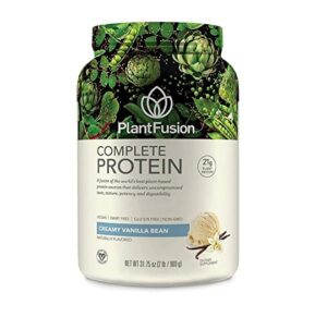 PlantFusion Complete Protein Powder  Review