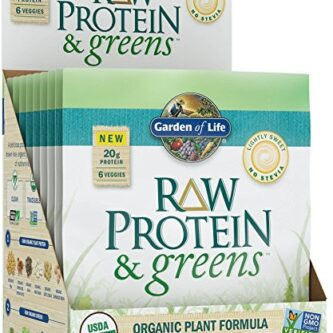 Garden of Life Raw Protein and Greens Reviews