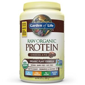 Garden of Life Raw Protein Chocolate Review