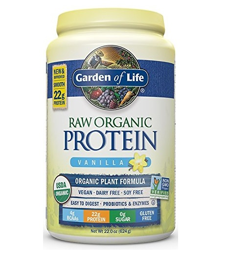 Garden Of Life Raw Protein Review Vegan Protein Powder Reviews