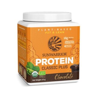sunwarrior classic plus protein review