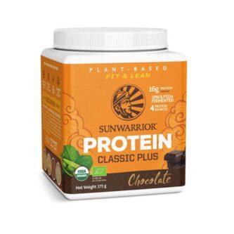 sunwarrior classic plus protein review