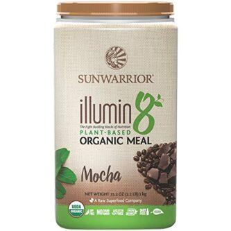 sunwarrior illumin8 mocha review