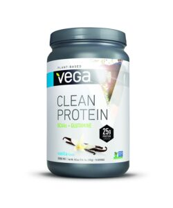 vega clean protein vanilla review