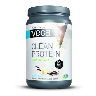 vega clean protein vanilla review