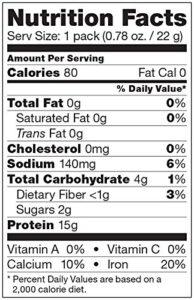 Vega Protein Smoothie Nutritional Review Vegan