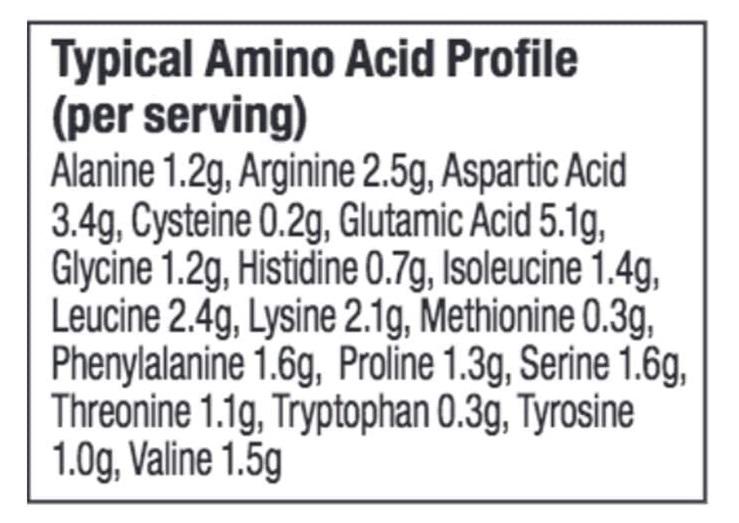 vega sport protein amino acid review