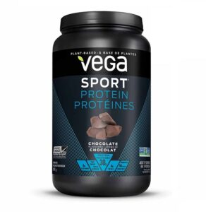 vega sport protein chocolate review