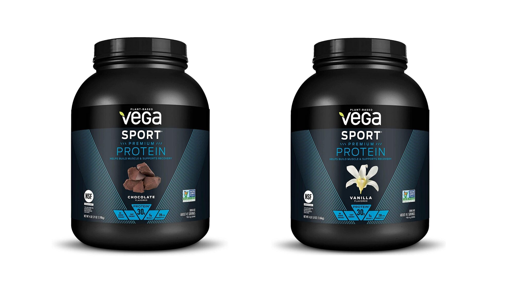 vega sport protein powder review