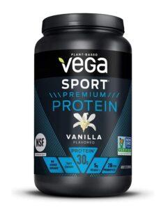 vega sport protein vanilla review